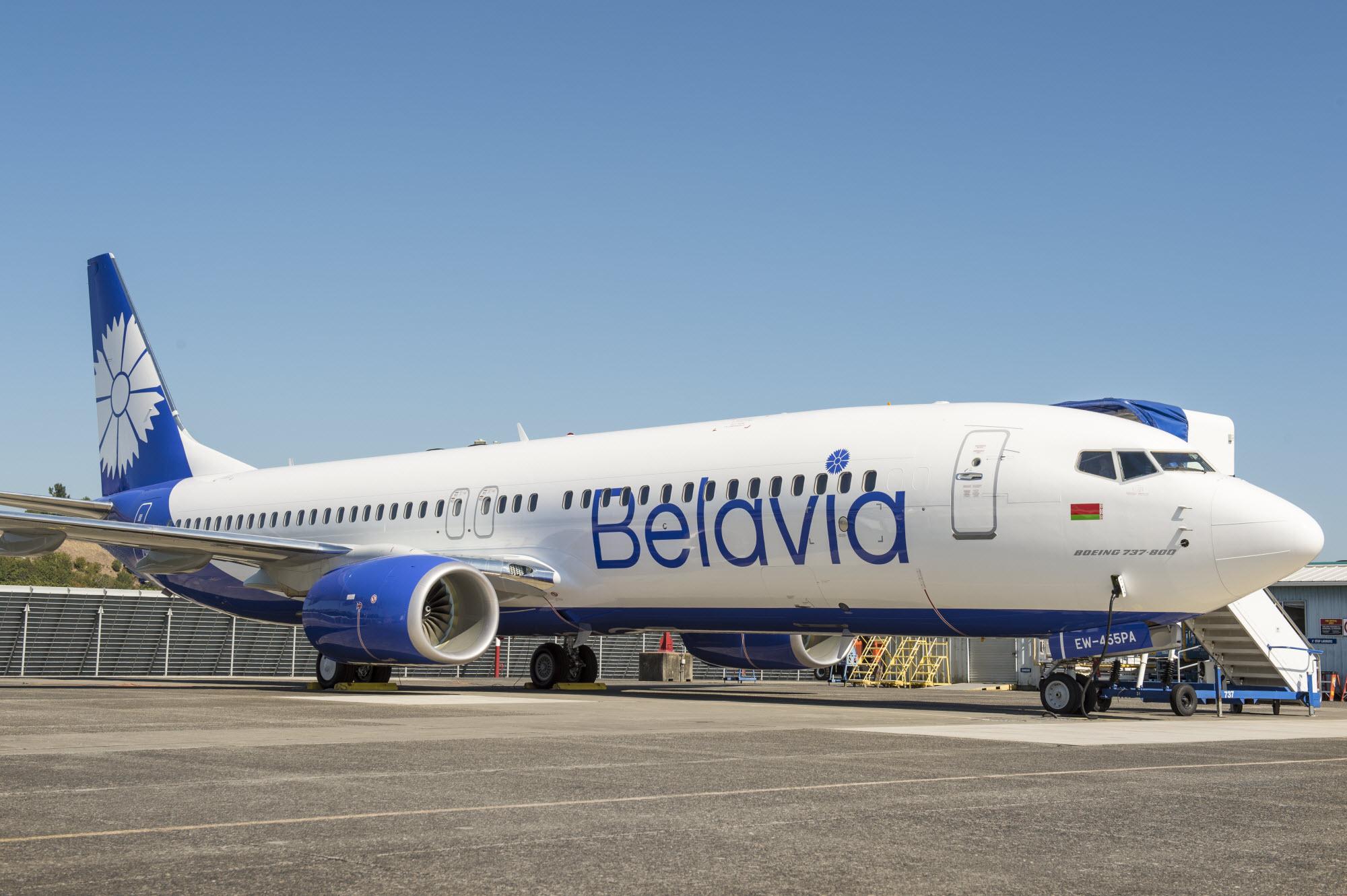 «Белавиа» возобновляет полеты вШереметьево