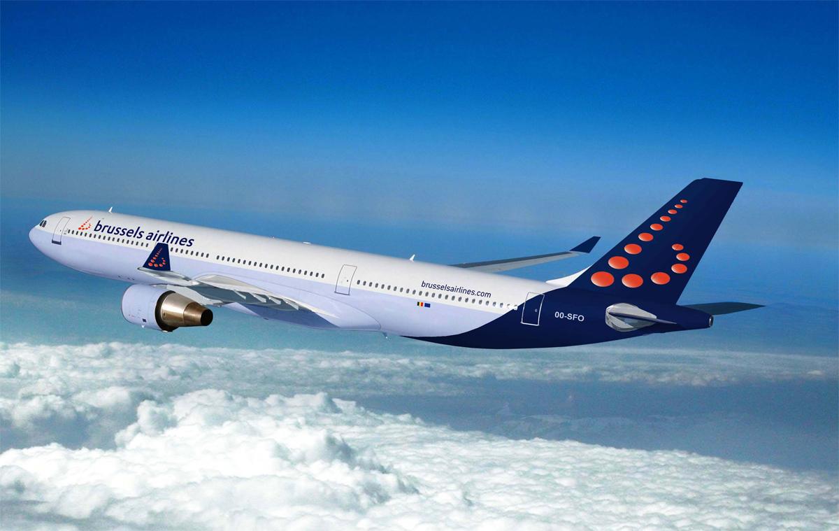 Летом Brussels Airlines запускает рейсы в«Шереметьево»