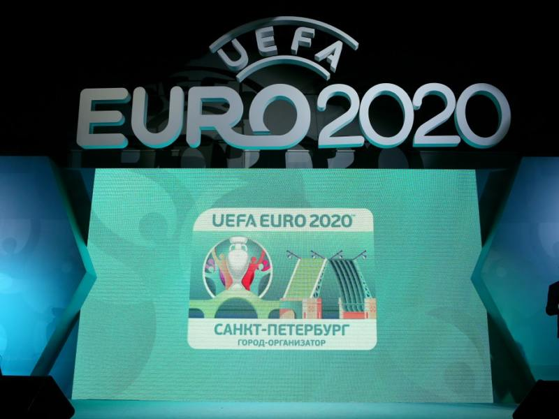 Санкт-Петербург лидирует втуристическом рейтинге столиц ЕВРО-2020