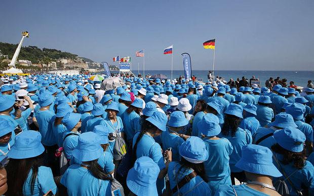 Отпуск на 13 млн. евро