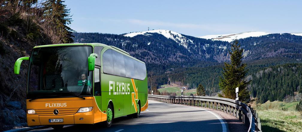 В России планирует начать работу немецкий автобусный перевозчик FlixBus