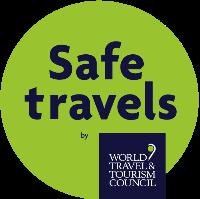 WTTC SafeTravels Stamp Image