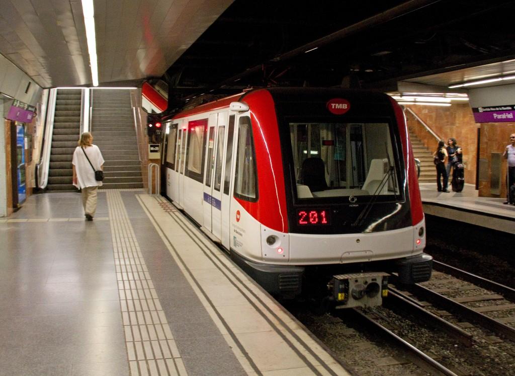 Работники метро Барселоны будут бастовать 4 дня