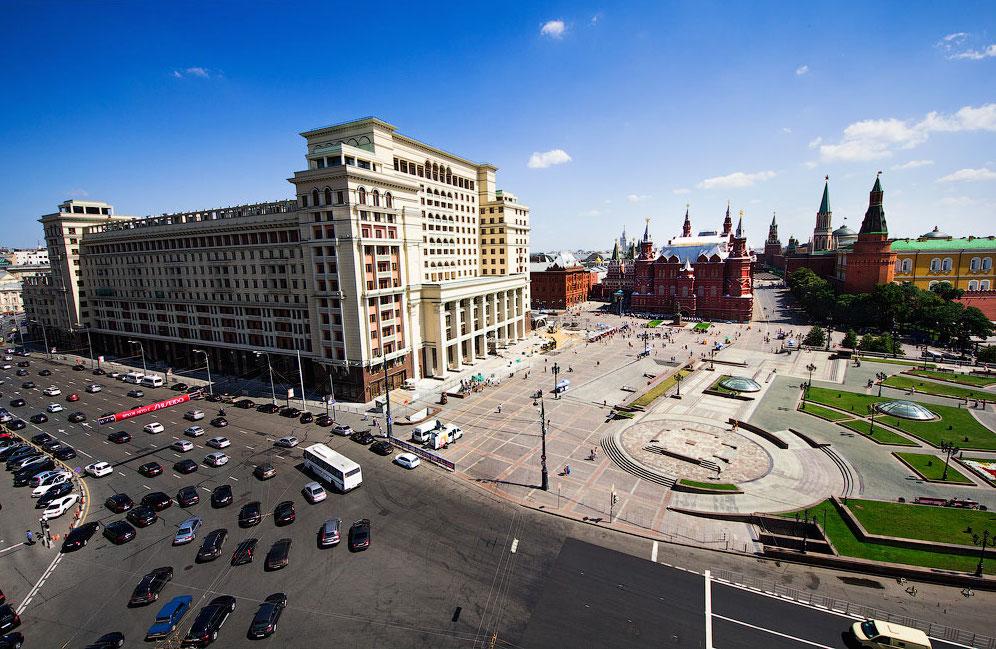 «Академсервис» разместил рекордное количество клиентов вгостиницах Москвы
