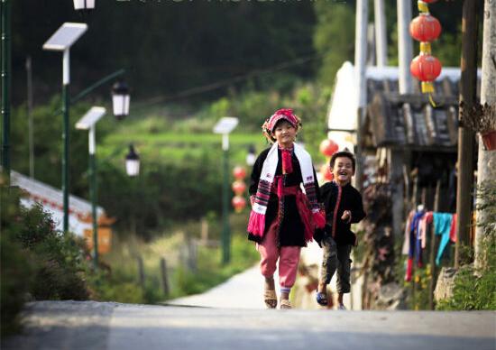 В список самых живописных мест Китая попали 5 деревень Хайнаня