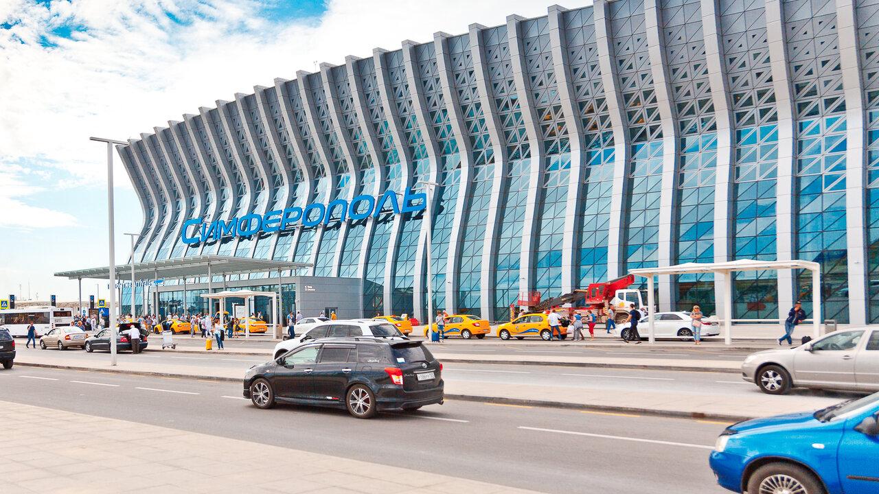 Количество рейсов ваэропорту Симферополь занеделю выросло на39%