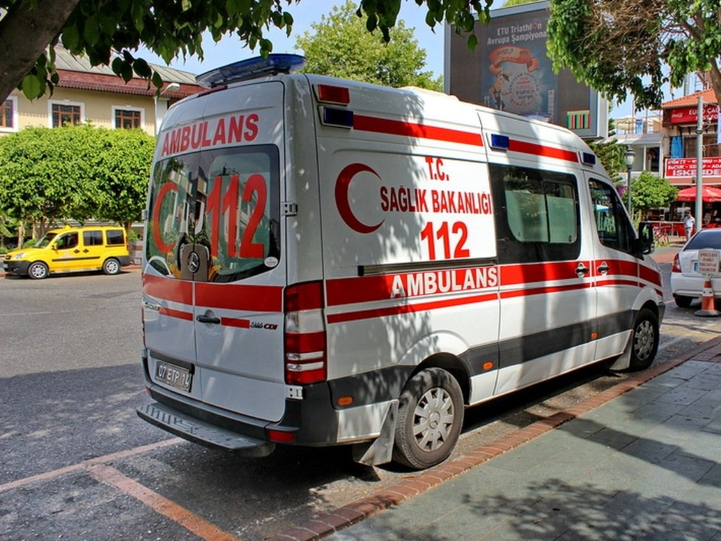 Россияне пострадали вДТП савтобусом вАнталье