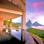 Отель Нефритовая гора Сент-Люция, остров Св. Люция