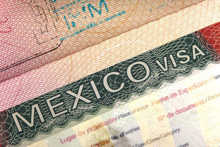 Мексика изменила правила въезда для российских туристов круизных лайнеров