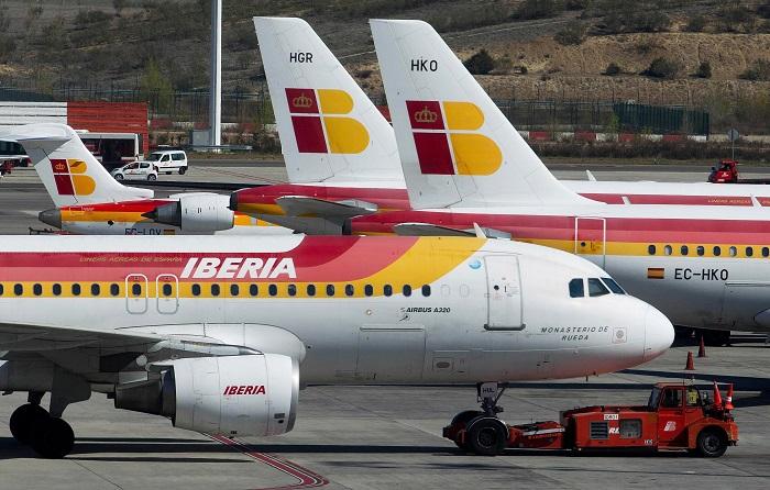 МИД предупредил туристов о возможных отменах рейсов а/к «Iberia»