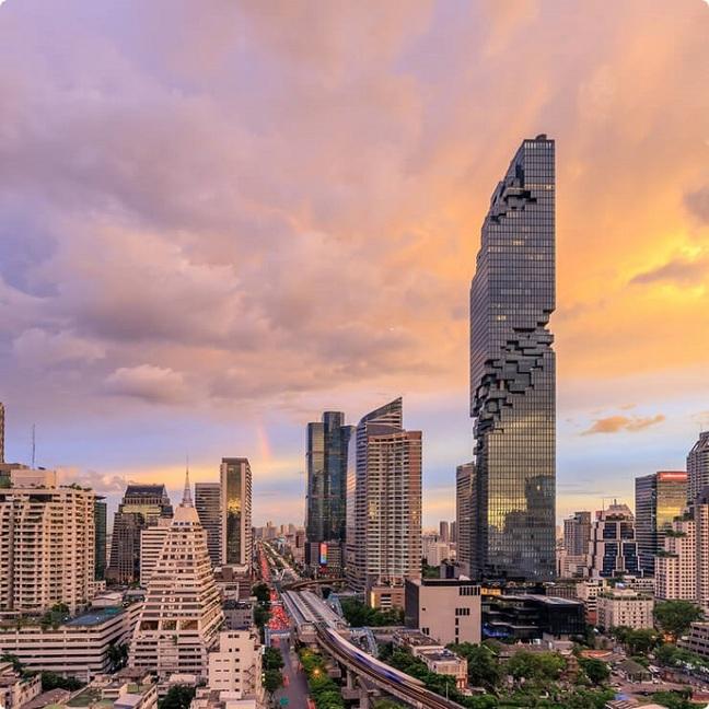 4 необычных вещи в Таиланде