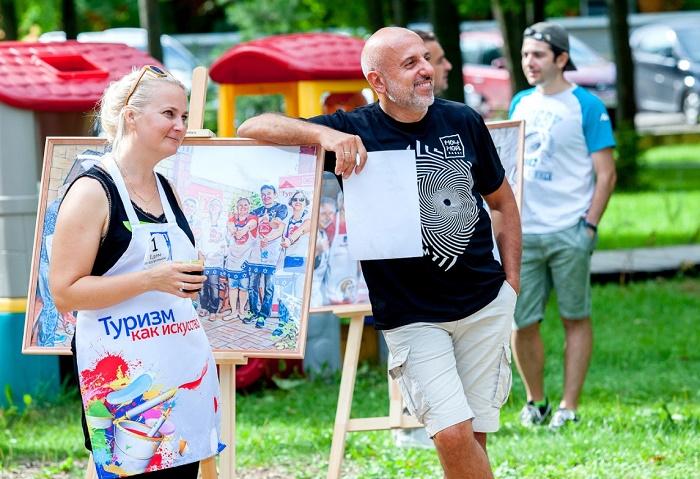 Делегаты АТР пикника ТБГ и«Горячие туры» сразились впоединке