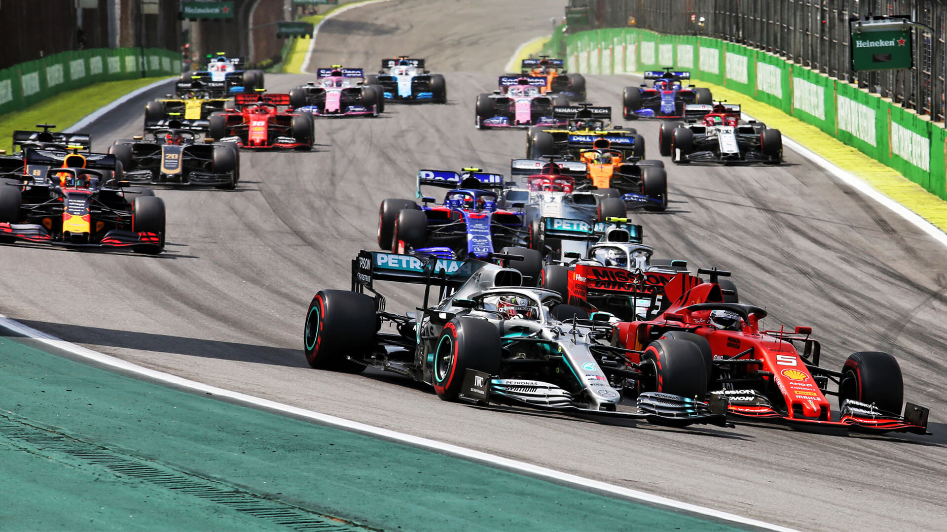 Формула 1 пройдет в Сочи в сентябре, как и планировалось