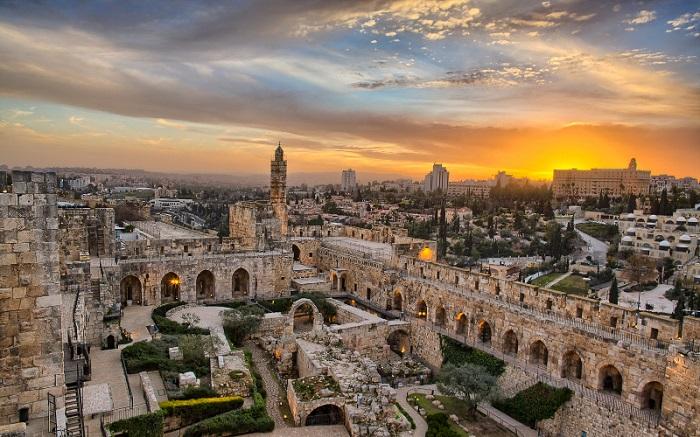 Туристы смогут побывать в самых красивых и необычных домах Иерусалима