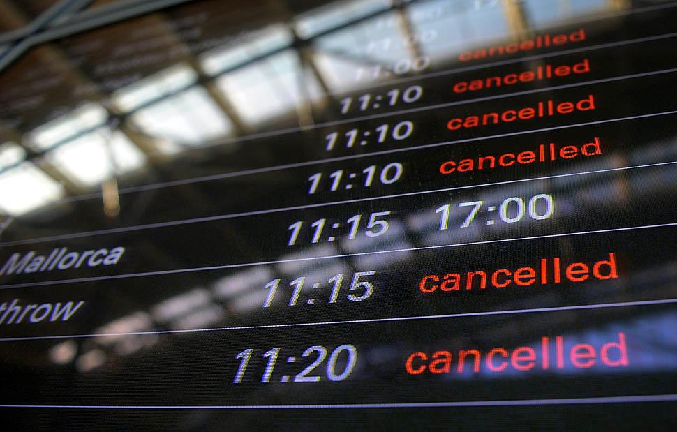 МИД РФ: ваэропортах Финляндии возможны задержки иотмены рейсов