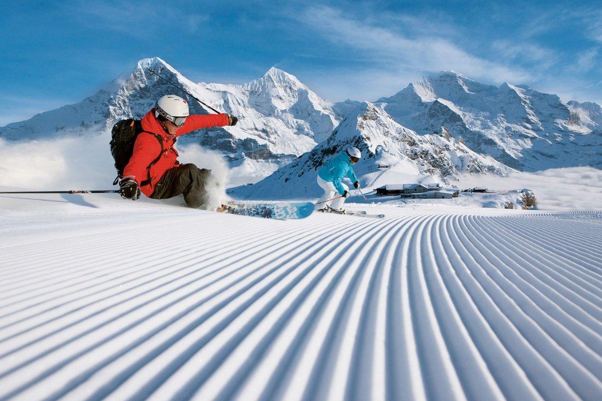 Названы самые популярные горнолыжные курорты на8марты