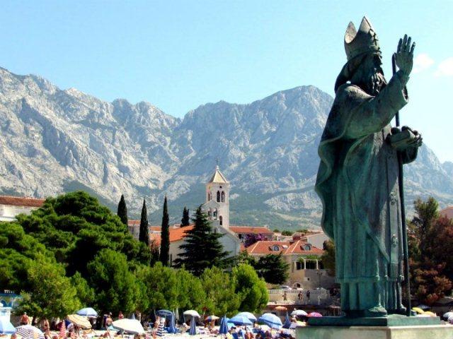Хорватия заявляет о росте турпотока на 7%