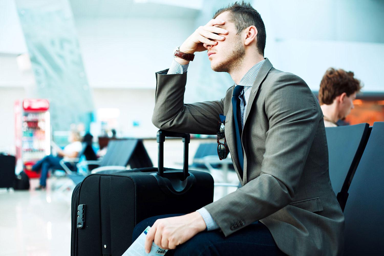 Исследование:2018 год стал рекордным почислу задержанных рейсов