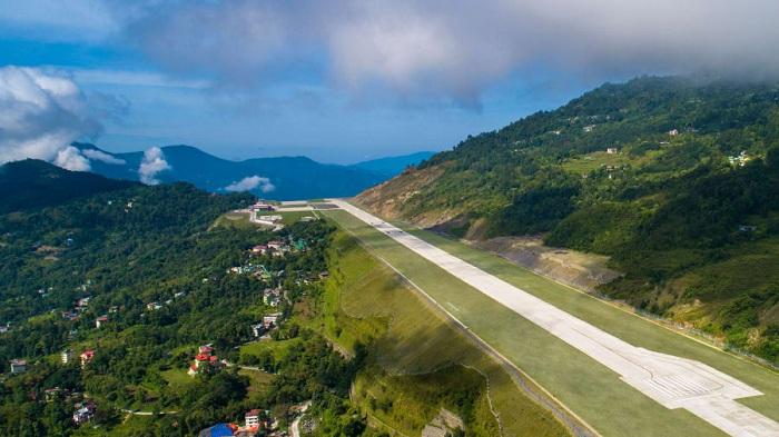 ВИндии открылся новый аэропорт