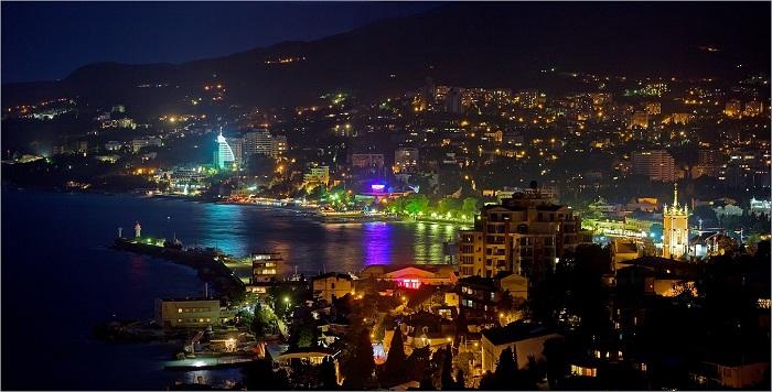 Крым впервые вошел в Топ-10 популярных направлений  на ноябрьские праздники