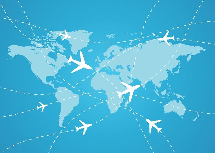 Ваэропортах Москвы вновогодние праздники пассажиропоток увеличился на14,7%