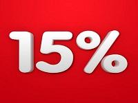 Суперакция от «Алеана»: получи комиссию 15%