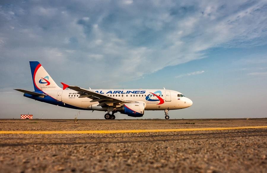 «Уральские авиалинии» полетят из Жуковского а Анталью