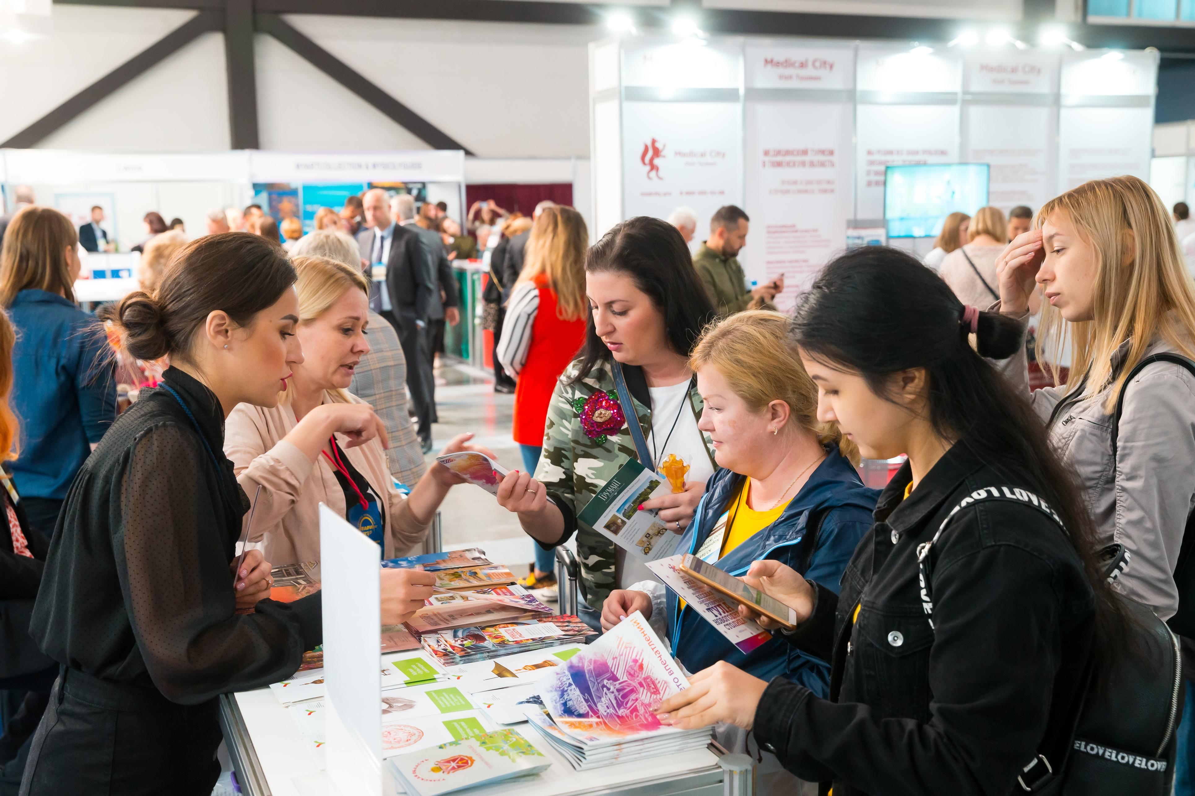 В Санкт-Петербурге прошла выставка INWETEX – CIS Travel Market 2019