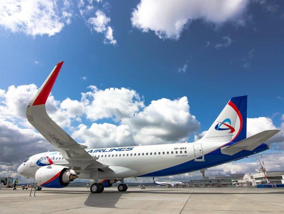 «Уральские авиалинии» увеличат частоту рейсов вИзраиль