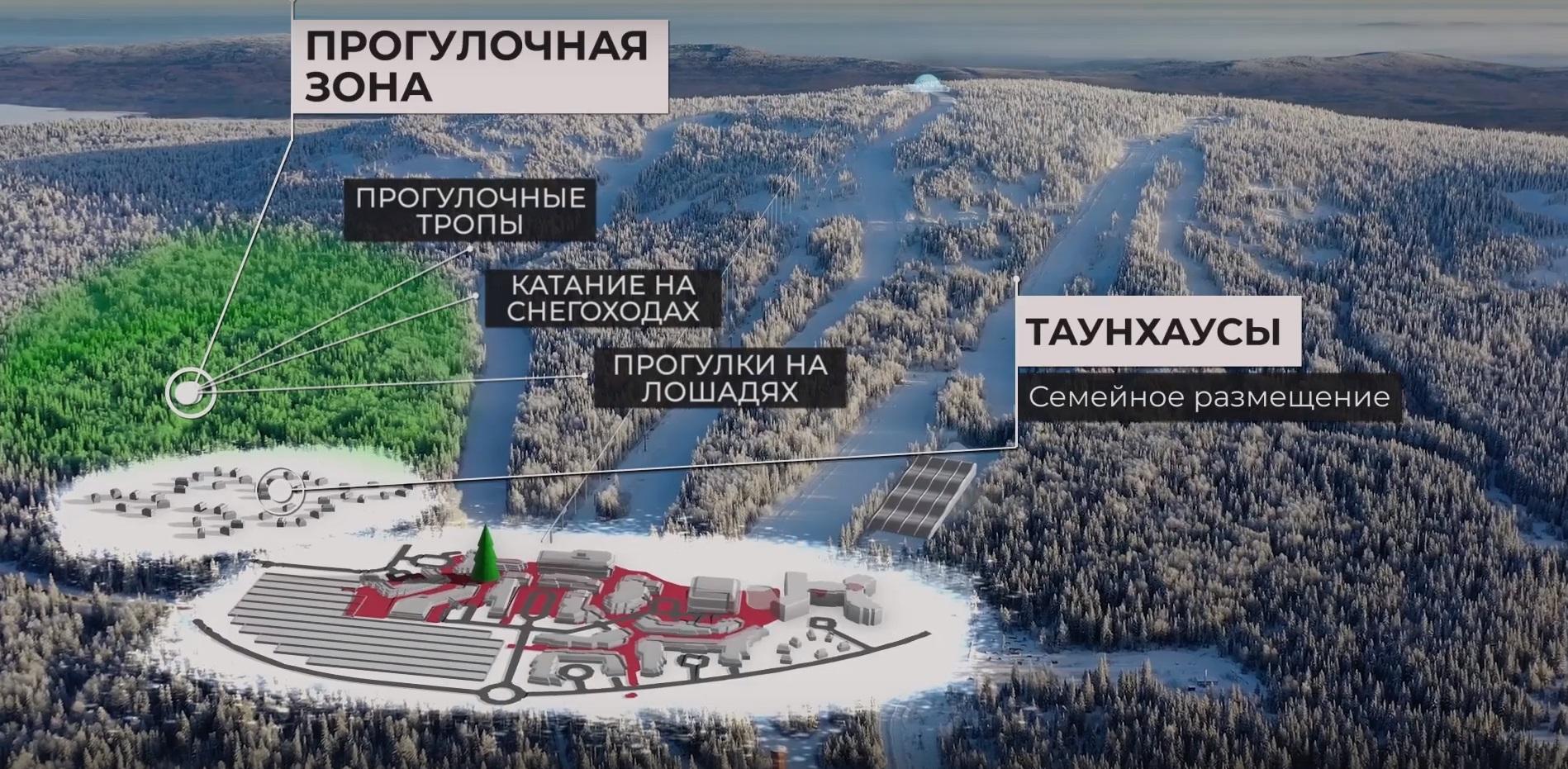 ВНижнем Тагиле пройдет реконструкция горнолыжного курорта «Гора Белая»