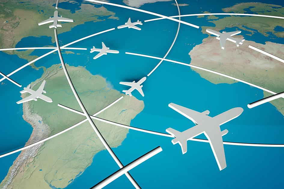 «Azur Air» отказалась отдопусков по95маршрутам