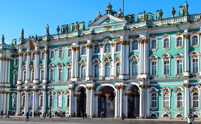 Эрмитаж вошел в ТОП-25 лучших музеев мира