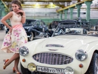Стань ретро-героем: получи приз от Victoria Classic Cars на TITW