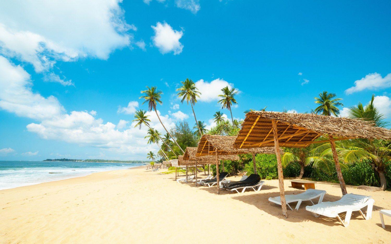 Туристам изРФбудут выдавать бесплатные визы наШри-Ланке