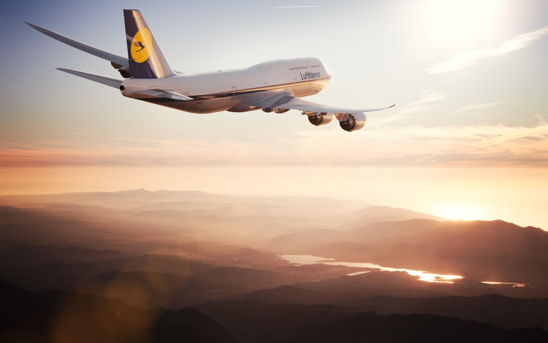 Lufthansa возобновила полеты вКаир после приостановки