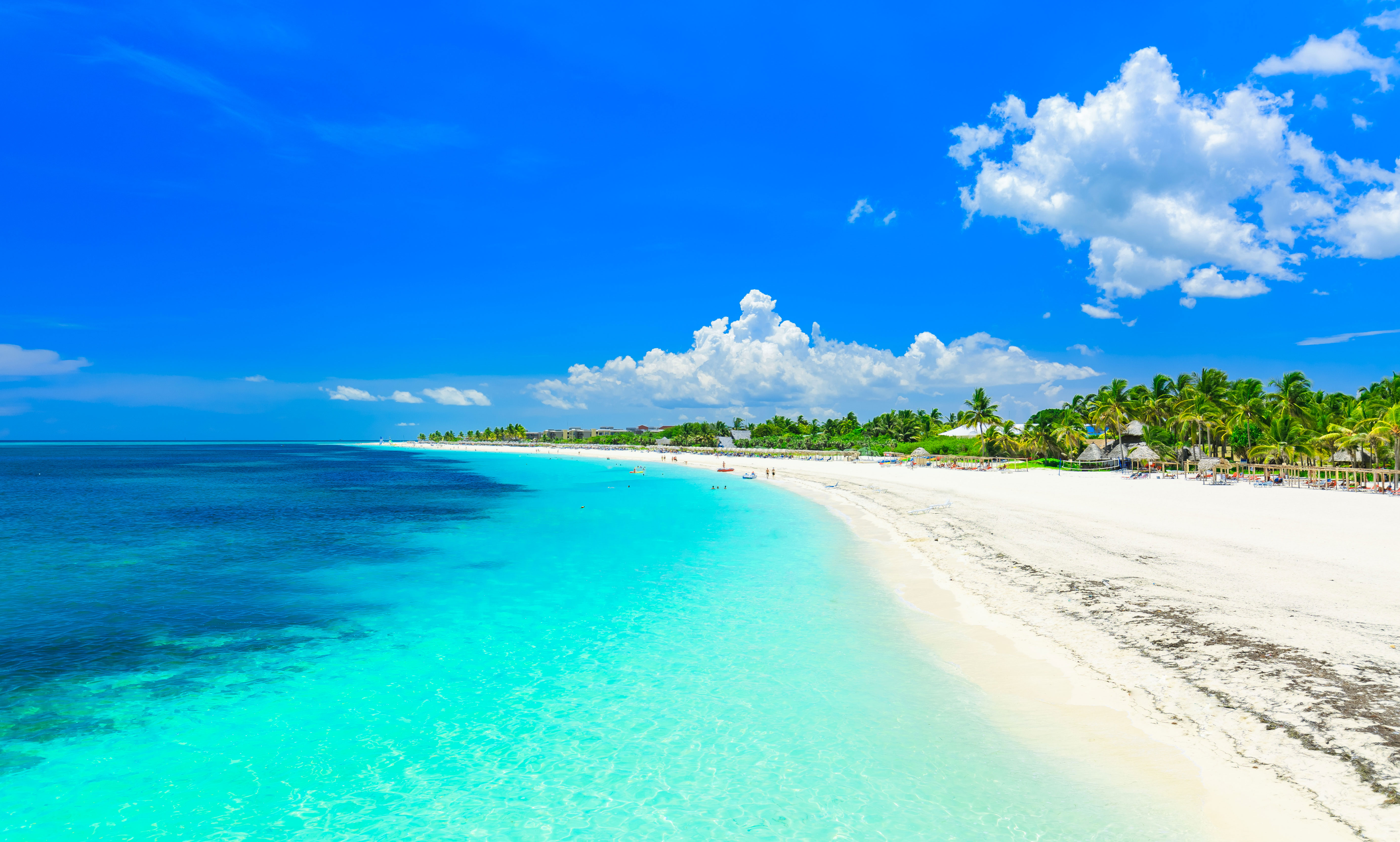 Куба открывает границы для иностранных туристов с 1 июля