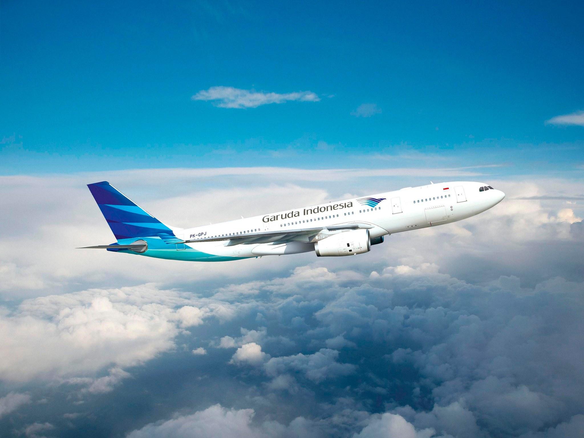 Авиакомпания Garuda Indonesia планирует запустить рейс Москва-Бали