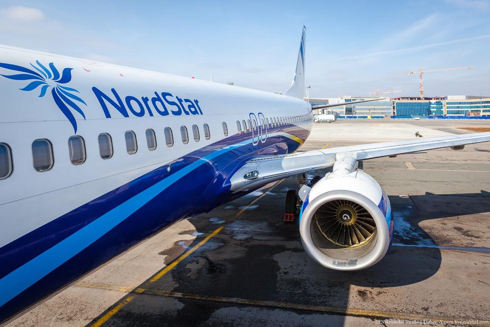 Nordstar запускает новые рейсы этой весной