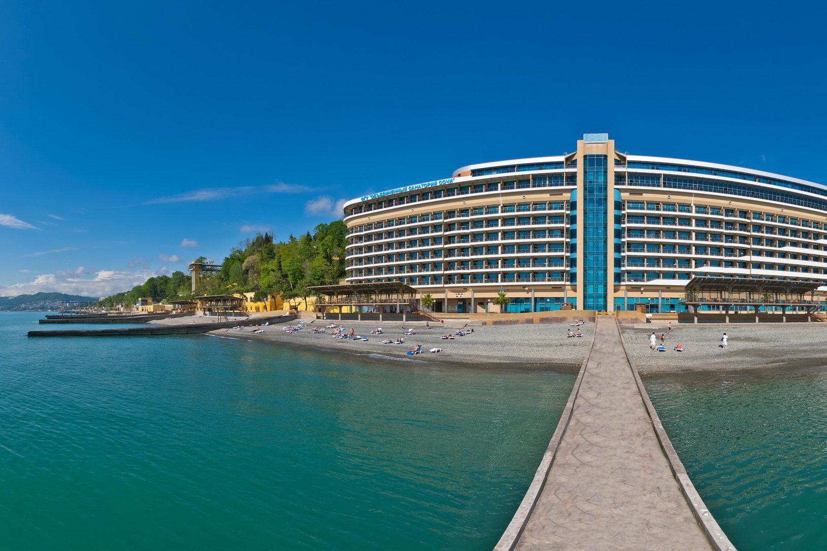 С 1 июня в Сочи могут открыться первые пляжи