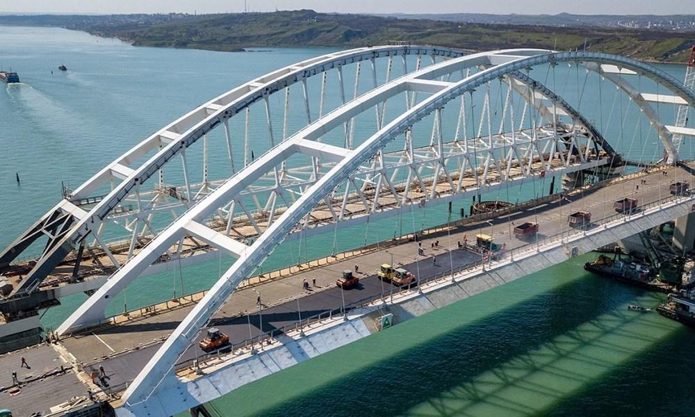 Вначале зимы стартует ж/дсообщение поКрымскому мосту