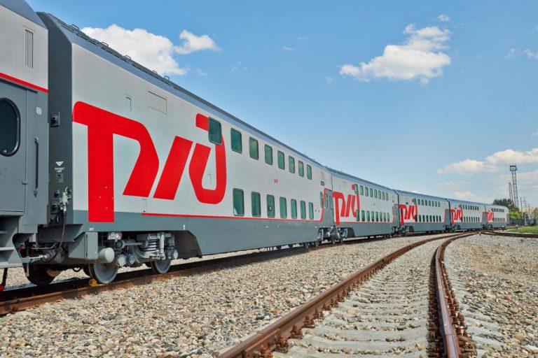Популярность двухэтажных поездов вРФвыросла в1,5 раза