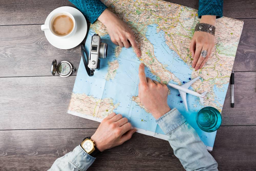 Вминувшем году туристы совершили 1,4млрд поездок заграницу