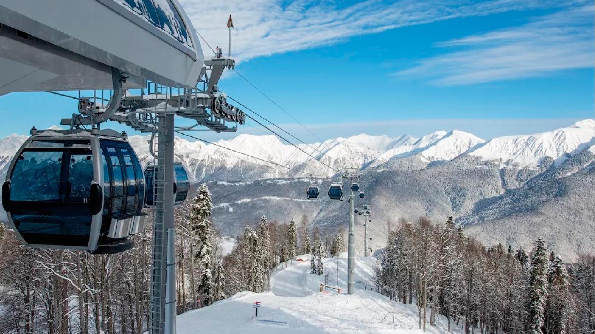 Зимний сезон на«Роза Хутор» стартует 20 декабря