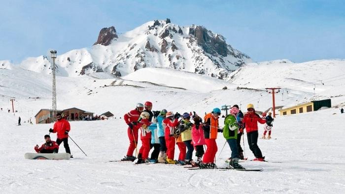 Royal Flight запускает рейсы натурецкий горнолыжный курорт Эрджиес