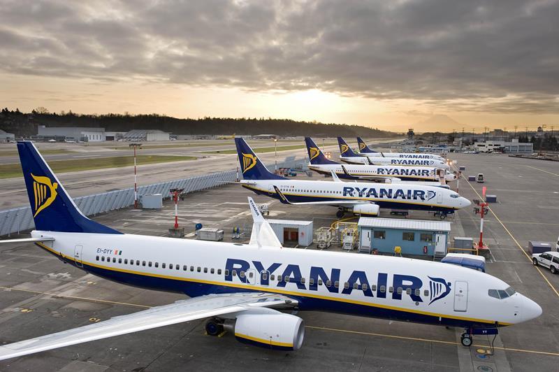 Ryanair устроит большую забастовку вЕвропе
