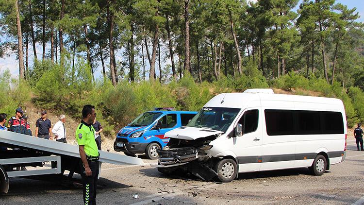ВДТП вАнталье пострадали туристы изРоссии