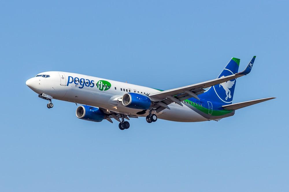 Pegas Fly запускает новый рейс помаршруту Москва- Гуанчжоу