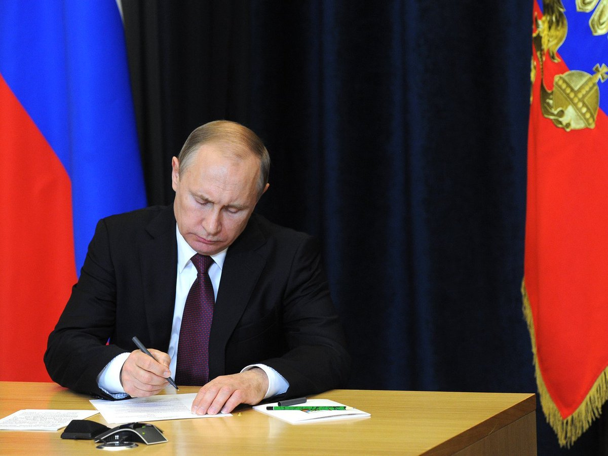 Путин включил туризм вплан повосстановлению экономики