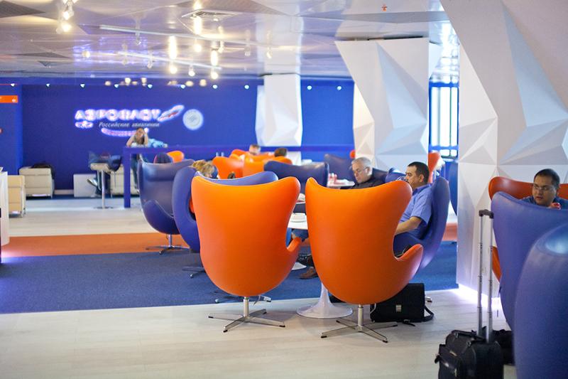 «Аэрофлот» ограничил доступ владельцам золотых карт в бизнес-залы двух аэропортов